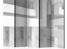 Paraván - Alabaster maze II [Room Dividers]